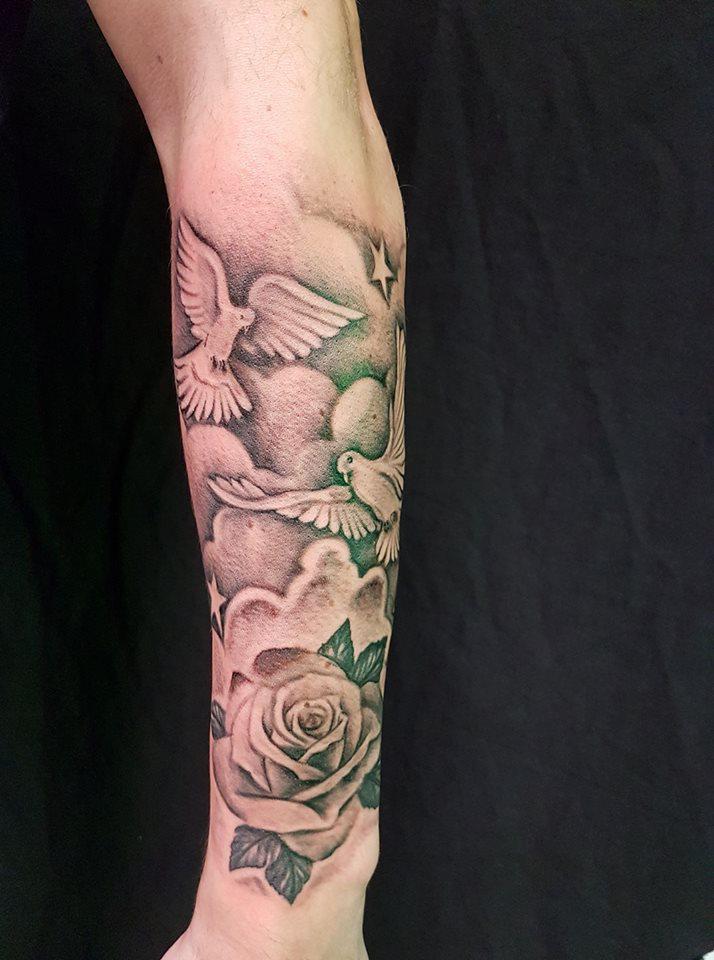 Dieren Tattoo Tattoo Bob