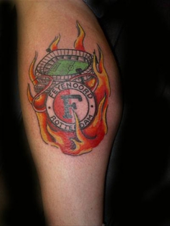 Feyenoord Tattoos