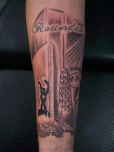 Feyenoord Tattoos