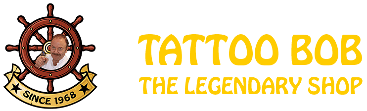 Logo Tattoo Bob
